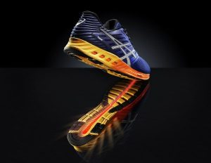 ASICS have launched a brand new running collection for men and women called fuzeX.
