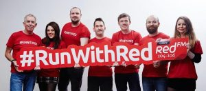 Cork's Red FM Launch #RUNWITHRED Charity Initiative