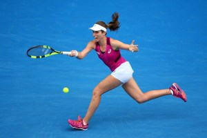 Australian Open Semi Finalist Johanna Konta Signs New Sponsorship Deal With Asics