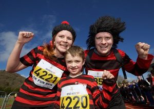 Hundreds of runners set to clock up the miles - and cash - for charities at next month's Inverness Half Marathon