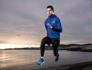 Two time All Star Rory O'Carroll launches the 'adidas and Life Style Sports Boost Run'