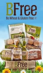 BFree food wheat and gluten free