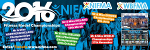​​NIFMA Mr & Miss Europe Fitness Model Championships​