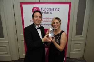Giro D'Galway Cycle in aid of Jigsaw Galway scoops prestigious national fundraising excellence award