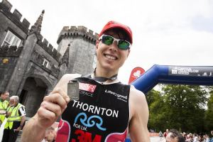 Half iron numbers double to 400 at Lough Cutra Castle Triathlon