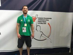 Didier Bouic Gold Medal winner