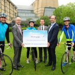 Charity Cycle ​A​t Tallaght Hospital ​A​ims ​T​o ​R​aise ​T​housands ​F​or ​R​enal ​S​ervices