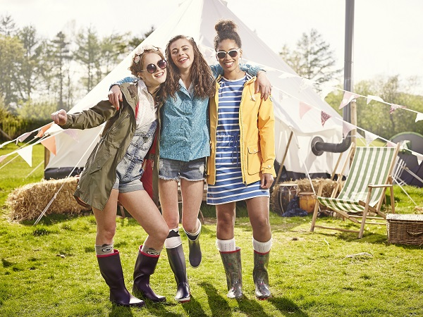 Regatta Great Outdoors - Festival Fashion
