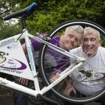 Cycle with Aidan Cooney for Down Syndrome Ireland's Tour de Leinster