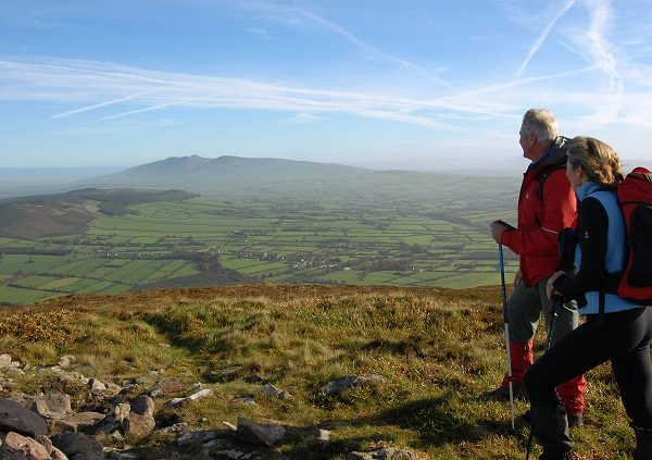 Ballyhoura International Walking Festival 2016
