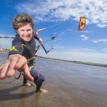 Watch the Thrills and Spills at the Irish Kite Surfing Championships in Wexford