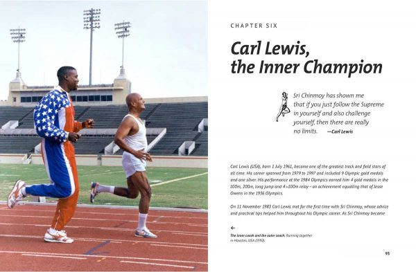 Sport-and-Meditation book carl lewis