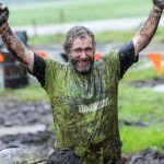Tom Fahy after completing the gruelling Tough Mudder obstacle course event in Meath earlier this year.