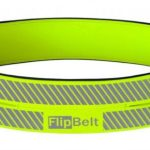 Introducing the New Reflective FlipBelt – Ideal for Winter Training