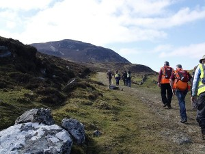 Croagh Patrick Heritage Trail Walking Festival 2017