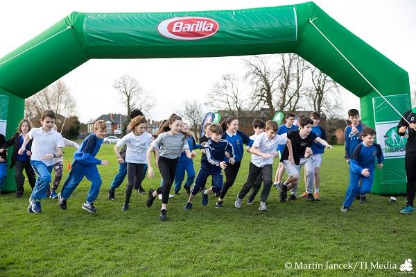 Triathlon Ireland and Barilla Bring TriHeroes to Irish Schools
