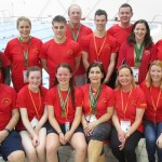 Record-breaking Dublin Swimmers Take Medals in Sheffield