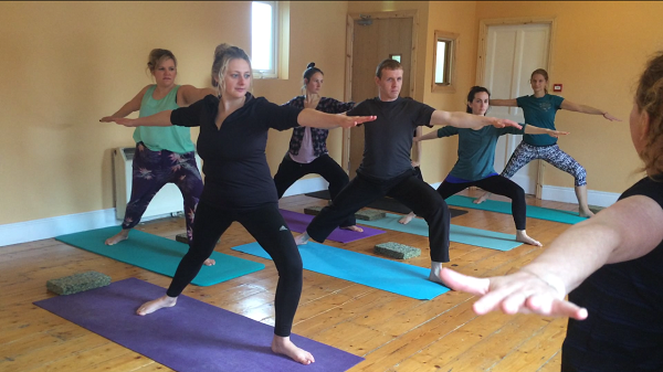 Train to become a Yoga Teacher in Galway