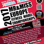 NIFMA Mr & Miss EUROPE Fitness Model Championships
