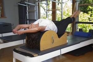 Eva Berg of The Secret Pilates Studio 2