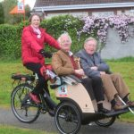 Cycling Without Age Launches In Ireland