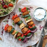 Plant based recipes with food blogger Happy Skin Kitchen and Gosh! Free From Foods