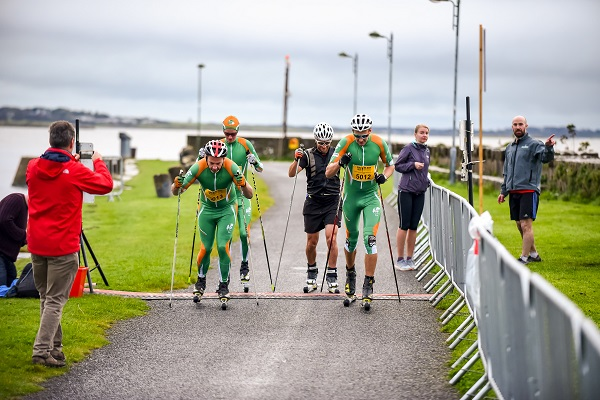 Irish Cross Country Skiing Team