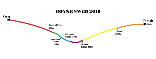 Aura Leisure Ireland and the Boyne Swim