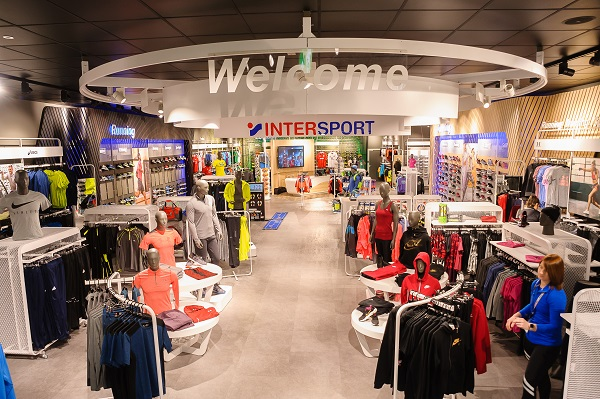 Intersport House of Sport, Rushmere Shopping Centre Craigavon Co.Armagh  Photo by: www.LiamMcArdle.com