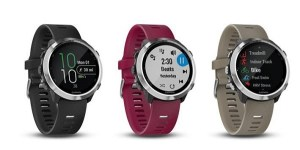 Garmin forerunner gps watch