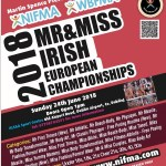 NIFMA Mr & Miss Irish European Championships