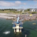 Galway Bay Swim sees 146 swimmers cross the bay for Cancer Care West
