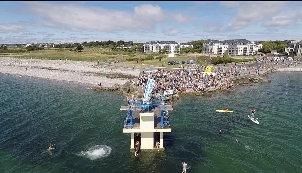 Annual Frances Thornton Galway Bay Swim