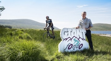 Northern Ireland's iconic Mourne Mountains to host new 'Giant Fondo' cycling-sportive
