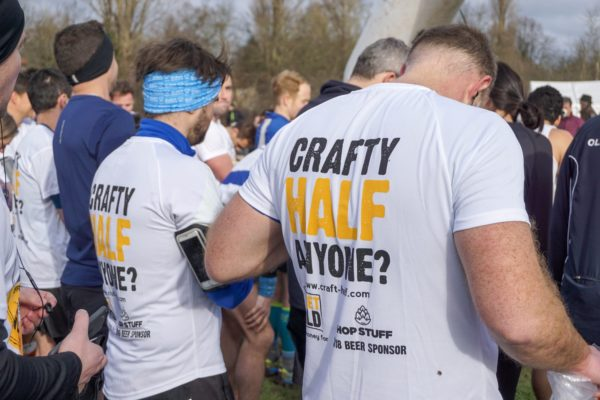 Street Child are delighted to announce that after a successful inaugural event in February this year, The Craft Half will be taking place in Lee Valley Regional Park on 2nd September 2018.