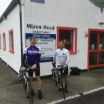 Wiltshire stroke survivor reaches a fundraising success for the Stroke Association by cycling the length of Ireland