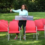 Irish Heart Foundation has launched its month-long heart health campaign entitled, 'Escape Your Chair'.