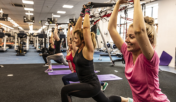 """""""World Wellness Weekend"""" celebrated at Gym Plus clubs in Ireland"""