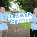 Virgin Media TV presenter Martin King and beauty expert and entrepreneur Pamela Laird issue final rallying call for Virtual Alzheimer's Memory Walk fundraiser