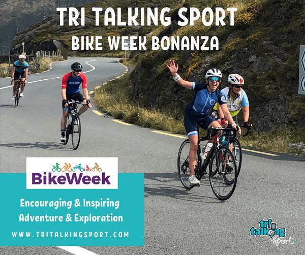 Tri Talking Sport Bike Week Bonanza