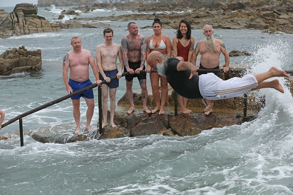 Irish Senator and singer Frances Black today launched the 2021 RISE Foundation Big Dip swim challenge, which takes place on Sunday 10th of October 2021.