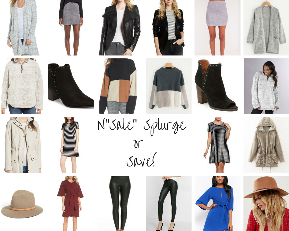 N_Sale_ Splurge or Save