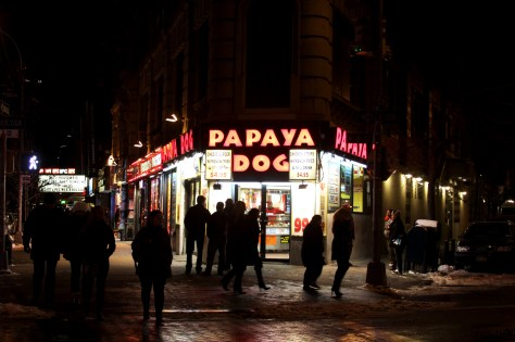 Papaya Dog