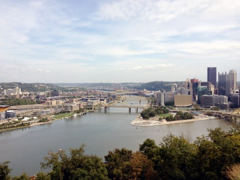 Pittsburgh from Mount Washington