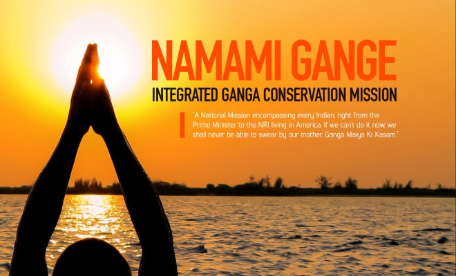Rotary India roped in for Namami Gange