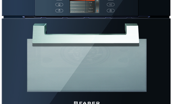 Faber Built-in Ovens sport stylish, modern look