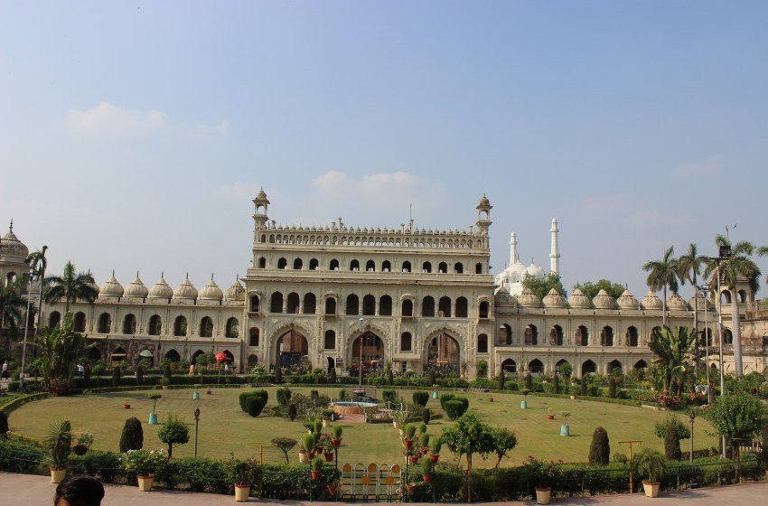 Bara Imambara: Where history stands still