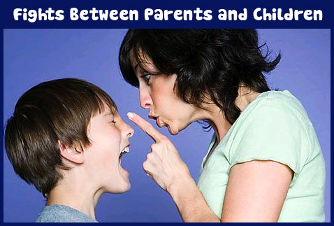 How to resolve conflict with parents