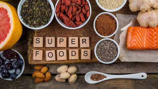Foods that help boost your child's brain power