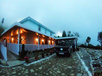 Temi Bungalow now a majestic eco-adventure resort
